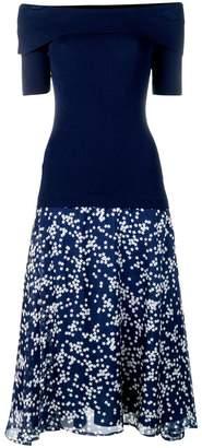 P.A.R.O.S.H. off shoulder dress