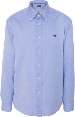 Ralph Lauren Classic Monogramed Oxford