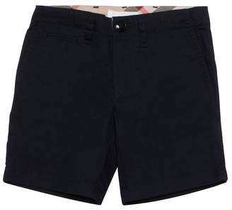 Burberry Navy Tristen Chino Shorts