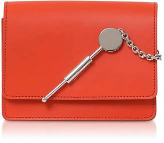 Sophie Hulme Saddle Leather w/Chain Micro Cocktail Stirrer