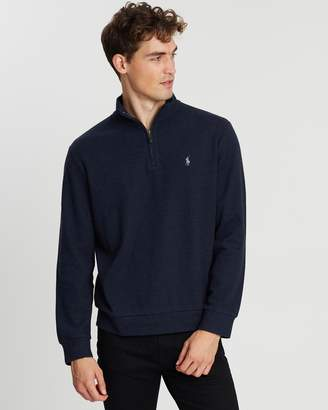 Polo Ralph Lauren Long Sleeve Cashmere-Touch Sweat