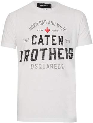 DSQUARED2 Dsquared Caten Brothers Tshirt
