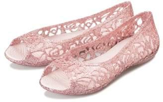 Crocs (クロックス) - 19.5-21Crocs Isabella Glitter
