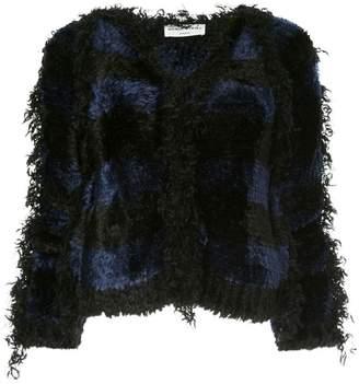 Sonia Rykiel striped tweed jacket