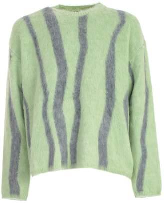 Danilo Paura Bookies Sweater Crew Neck Mohair