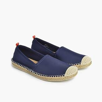 J.Crew Sea Star Beachwear® Beachcomber espadrille water shoes in dark navy