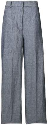 Lardini wide leg trousers