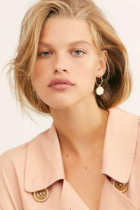 Free People Liv Hoop Earrings