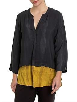 Marc O'Polo Marco Polo 3/4 Slv Garment Dye Shirt