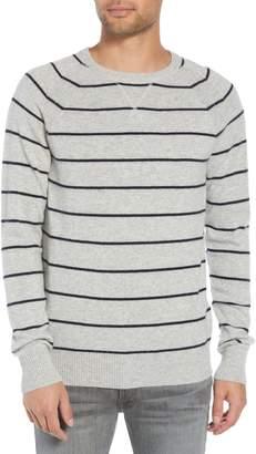 Rails Caleb Stripe Cashmere Sweater