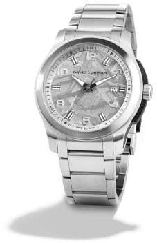 David Yurman Revolution 43.5Mm Stainless Steel Automatic Timepiece