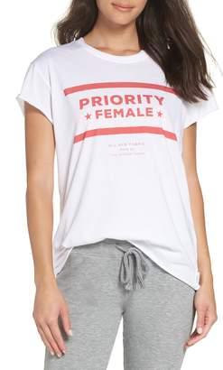 The Laundry Room Priority Female Tee
