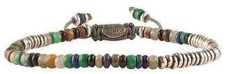 M. Cohen Round Table Stacked Bracelet