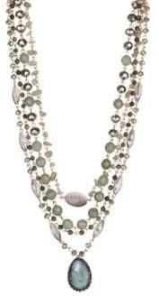 Saachi Marie Mother-Of-Pearl Layered Necklace