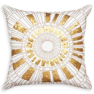 Jonathan Adler Talitha Sunburst Throw Pillow