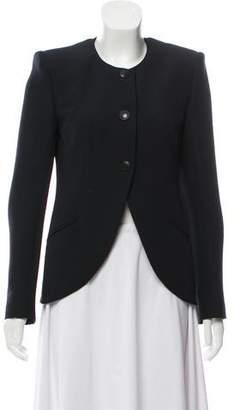 Hermes Structured Silk Jacket