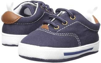 Baby Deer Soft Sole Lace-Up Sneaker Kid's Shoes