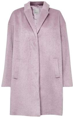 Kitty Cocoon Oversized Coat