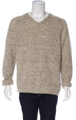 Vince Wool V-Neck Sweater