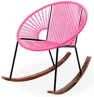 Mexa Ixtapa Rocking Chair - Magenta