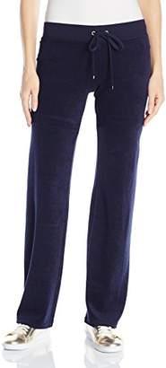 Juicy Couture Black Label Women's Logo Terry Sol Sequins Orig Pant $45.93 thestylecure.com