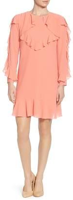 Catherine Malandrino Keely Ruffle Dress