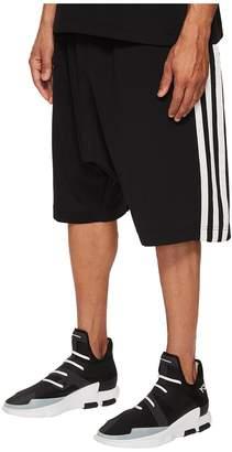Yohji Yamamoto 3-Stripes Shorts