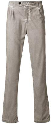 Massimo Alba regular trousers