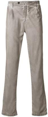 Massimo Alba regular trousers