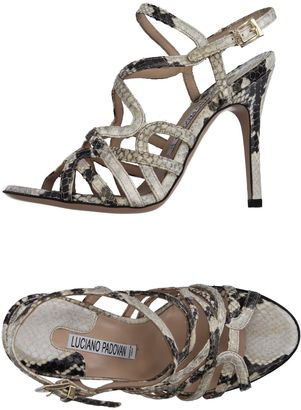 LUCIANO PADOVAN Sandals $370 thestylecure.com