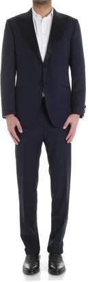Kiton Tuxedo Wool