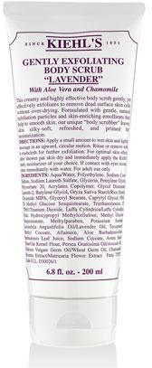 Kiehl's Lavender Exfoliating Body Scrub