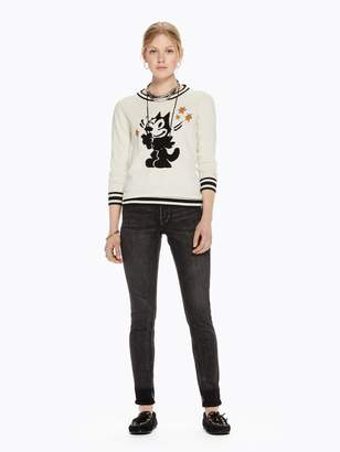 Scotch & Soda Intarsia Sweater Felix the Cat