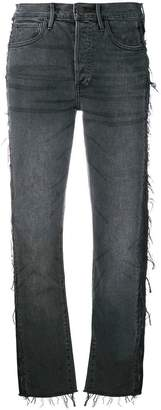 3x1 W3 cora crop jeans