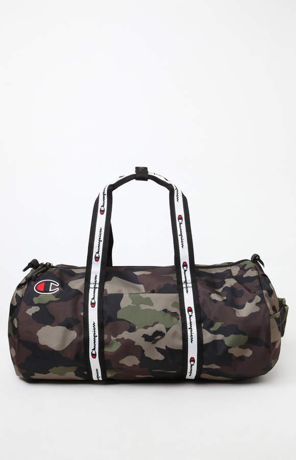Champion Elect Camo Duffel Bag