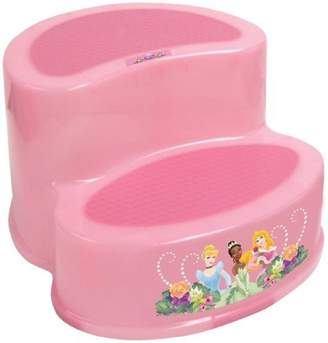 Ginsey Disney Princess 2-Step Stool by