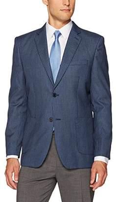 Greg Norman Men's Boss Check Sport Coat
