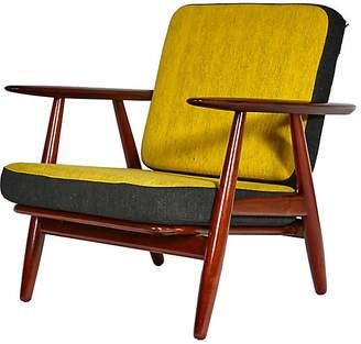 One Kings Lane Vintage 1960s Hans J. Wegner Cigar Chair