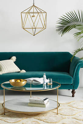Anthropologie Milne Coffee Table