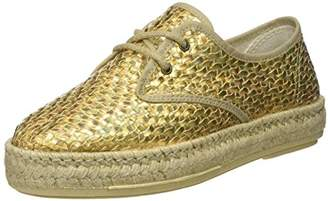 Rondinaud Women D-E17-SORNE Trainers Gold Size: