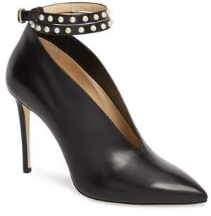 Jimmy Choo Lark Ankle Strap Pump