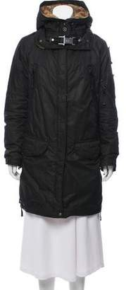 Parajumpers Hooded Short Coat