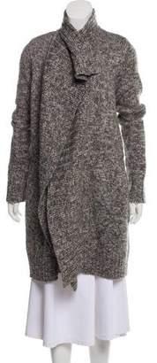 Diane von Furstenberg Moss Wool Cardigan