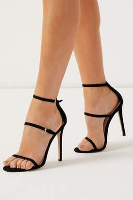 Next Womens Office Three Strap Sandals