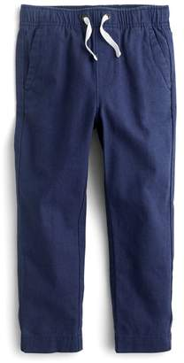 J.Crew crewcuts by Pull-On Linen & Cotton Pants
