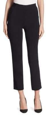 Armani Collezioni Stretch Wool Pants