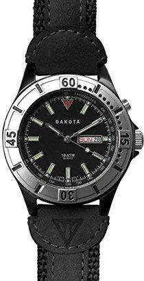 Dakota (ダコタ) - DakotaナイロンレザーSting Ray El Watch Large, 44mm