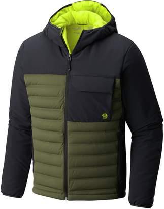 Mountain Hardwear Stretchdown HD Hooded Jacket - Men's