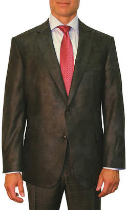 Jean Paul Gaultier GERMAIN Germain Faux Leather Blazer