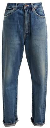 Chimala Monroe Selvedge Denim Jeans - Womens - Denim